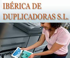 Ibérica de Duplicadoras S.L.