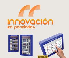 Innovación en Paneladoras